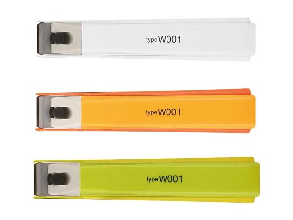 KAI TYPE W001 Nagelknipser in drei Farben