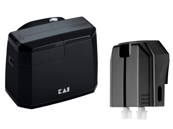 KAI AP-0118 elektrischer Messerschärfer mit / ohne Poliereinheit