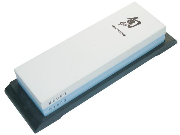 KAI DM-0600 Kombinationsschleifstein Körnung 1000/6000