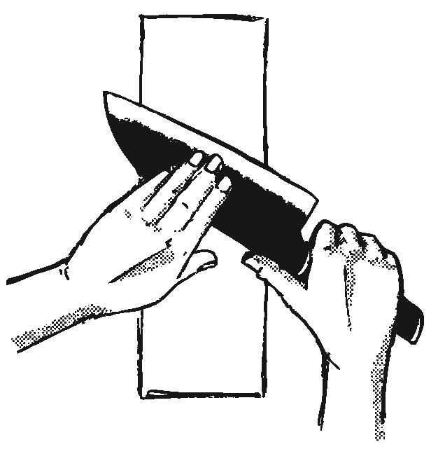Schleifanleitung-Beidseitigmesser